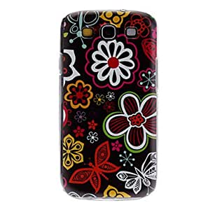SHOUJIKE Samsung S3 I9300 compatible Special Design Plastic Back Cover