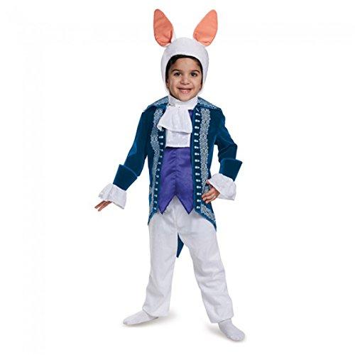 Disguise Rabbit Toddler Deluxe Costume