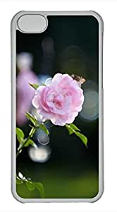 Case For Samsung Galaxy S5 Cover case, Cute Pink Rose Bokeh Case For Samsung Galaxy S5 Cover Cover, Case For Samsung Galaxy S5 Cover, Hard Clear Case For Samsung Galaxy S5 Cover Covers
