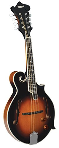 Morgan Monroe MM-100FME Gloss Finish F Style Acoustic Electric Mandolin by Morgan Monroe