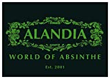 ALANDIA Glass Absinthe Fountain | Classic Design