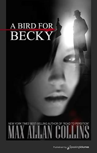 book cover of A Bird for Becky