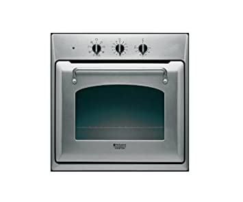 Hotpoint-Ariston FT 820.1 IX/HA S - Horno (58 L, 2800