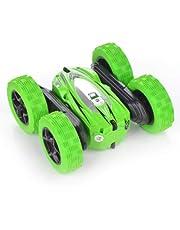 Mytoys RC Car 2.4G 4CH Stunt Drift Deformation Buggy Car Rock Crawler Roll Car 360 Degree Flip Kids Robot Toys for Gifts