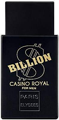 Billion Dollar Casino Royal Eau de