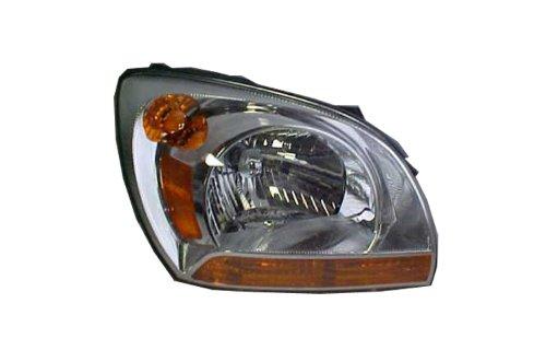Kia Sportage Headlamp Headlight - 4