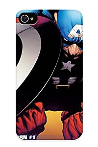 Hot New Captain America 2 Case Cover For Iphone 4/4s With Perfect Design by Maris's Diary