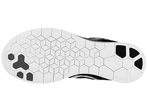 Nike Free 4.0 Mens Scarpe Da Corsa Nero / Metallico Argento-cl Grigio