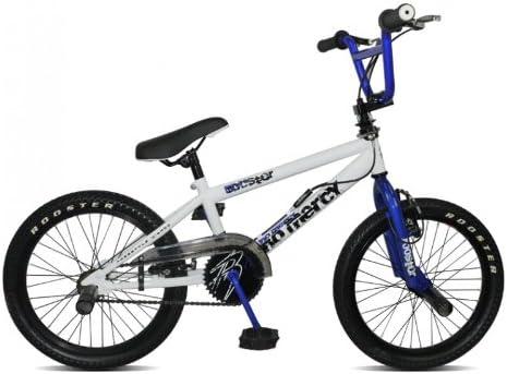 Rooster No Mercy - Bicicleta para niño, tamaño 18