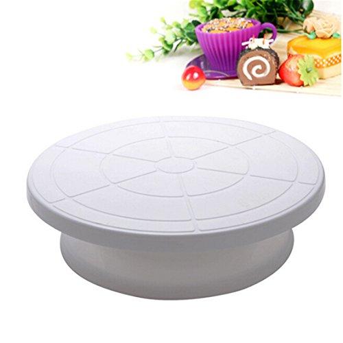 Revolving Circular Cake Display - TraveT 11