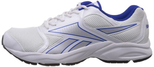 4292bab05ed01 Reebok Men s Pacific Run Lp White Mesh Running Shoes - 10 UK  Buy Online at  Low Prices in India - Amazon.in