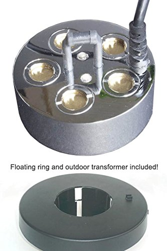 5 Disc Mist Maker Float Ring