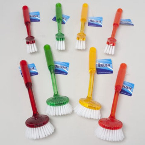 DDI 1995342 10 in. Round Kitchen Brush44; Case of 96 by DDI
