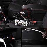 HRCHCG Center Consoles Armrest for Nissan Juke