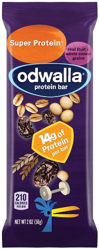 Odwalla Super Protein 2-Ounce Bar, 15 Count Boxes