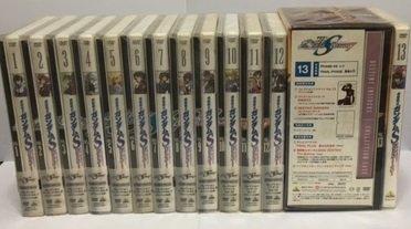 全13巻セット ガンダム 機動戦士ガンダムSEED 【中古】 【DVD】 DESTINY