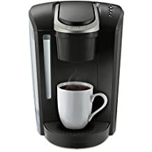 Keurig K-Select Coffee Maker, Single-Serve K-Cup Pod Coffee Machine, Matte Black