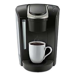Keurig K80 K-Select Single-Serve K-Cup Pod Coffee Maker, Matte Black