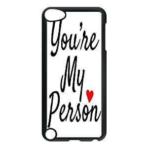 Chinese You Are My Person Custom Phone Case for iPod Touch 5,personalized Chinese You Are My Person Case