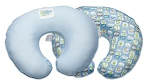Boppy Comfy Jersey Slipcover, Stamp Collector (Discontinued by Manufacturer)
