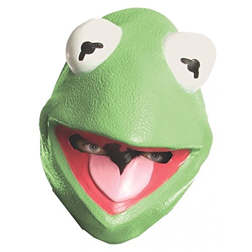 The Muppets Mask Costume Accessory (Robin Outfit For Babies)