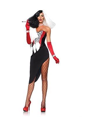 Leg Avenue Women's Cruel Diva