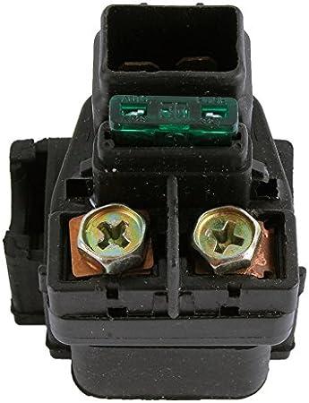 NEW 12V STARTER RELAY FITS SUZUKI ATV KING QUAD LT-A400F 2008-2009 31800-38G10 31800-38G00 3180038G00 3180038G10