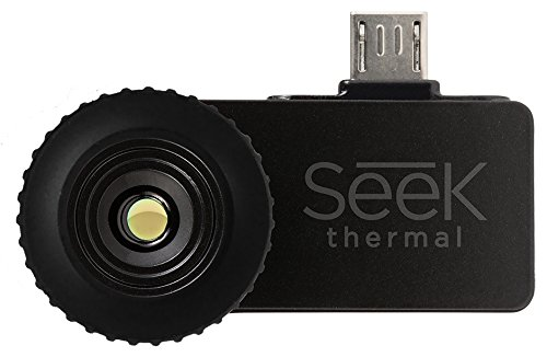 Seek Thermal Compact Android Camera, 9Hz