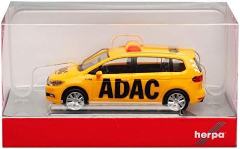 Herpa Volkwagen Touran II ADAC Pannendienst Gelb 2