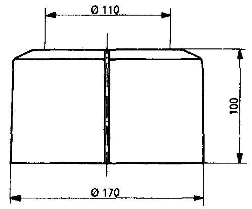 Taza para inodoro Sanitop-Wingenroth 21770 5