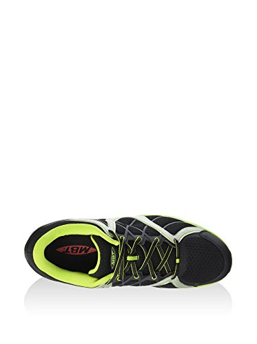 MBT Jengo Sport Neutral M, Scarpe da Fitness Uomo Nero/Lime