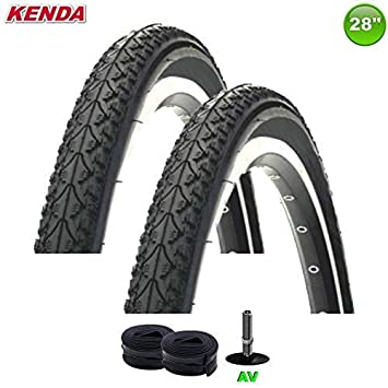 2 X Kenda K-935 Neumático de la Bicicleta Cubierta Abrigo 28 X 1 5 ...