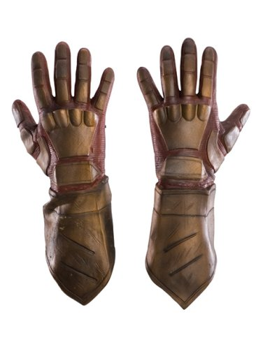 Watchmen Night Owl Deluxe Latex Gloves by Rubie's]()