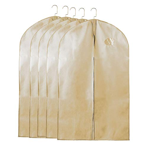 uxcell Breathable Garment Bags 40