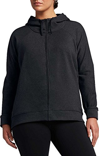 ze Dry Versa Jacket, (Black, 1X) (Nike Classic Training Jacket)