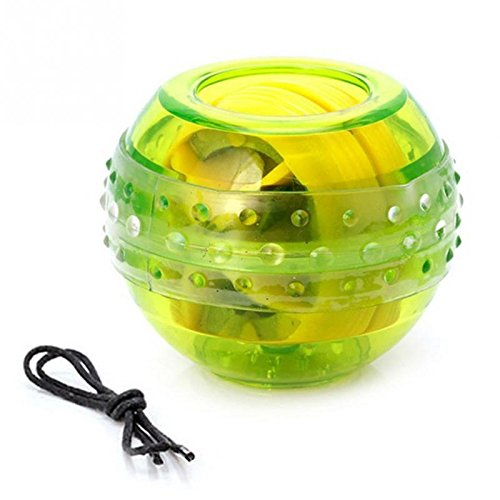 Wrist Trainer Powerball Arm Strengthener Essential Gyroscopic Wrist and Forearm Exerciser Ball