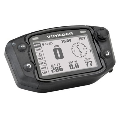 Trail Tech Voyager GPS/Computer for Polaris SPORTSMAN 400 H.O. 2008-2014 by Trail Tech