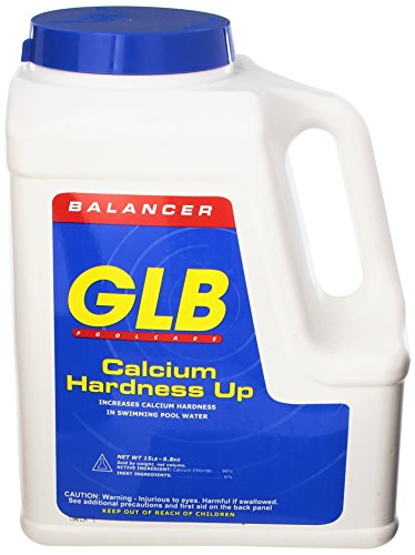 Lonza GLB 71212A Pool Calcium Hardness Up, 15-Pound