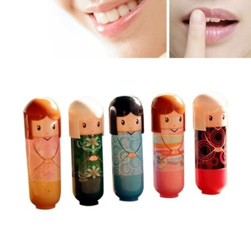 minelecttm-new-mini-lip-balm-cute-lipstick-makeup-hydrating-lip-gloss-beauty-lip-pencil-6pc