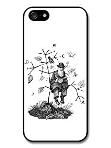 AMAF ? Accessories Charles Darwin Tree Of Life Illustration Evolution case for iPhone 5 5S