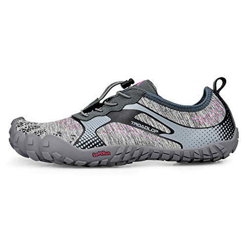 Troadlop Mens Hiking Quick Drying Trail Running Shoes