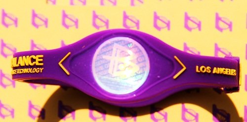 LAKERS POWER BALANCE TEAM LARGE