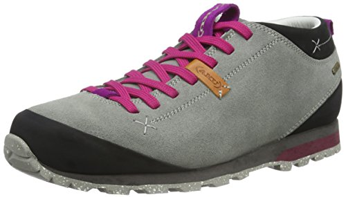 Multisport Bellamont Unisex Adults' 298 Suede Grau Shoes AKU GTX Outdoor ZqXTEPESn