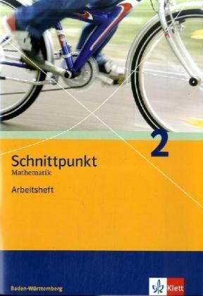 Schnittpunkt Mathematik - Ausgabe für Baden-Württemberg / Arbeitsheft 6. Schuljahr