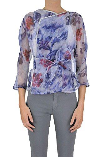 Armani Collezioni Jackets - Armani Collezioni Women's Mcglcsg03065e Multicolor Silk Jacket