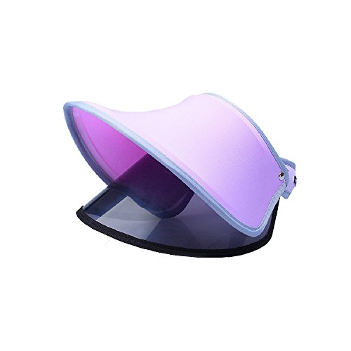 940e01ecb01 KCHKUI Sun Hats Women Summer Visor Cap UV Protection Adjustable Floppy Hat  Travel Beach Outdoor Activities