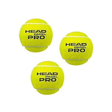 ZRZ Pack TUBOPLUS presurizador Pelotas Padel y Tenis + Bote de Pelotas Head Padel Pro + Protector ZRZ a elegir: Amazon.es: Deportes y aire libre