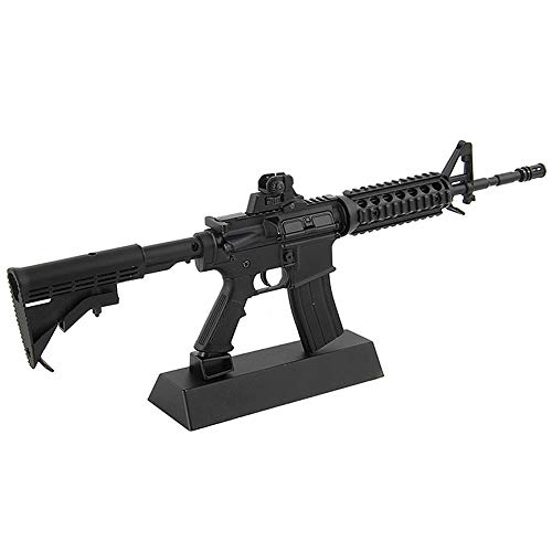 Mini Pew USA AR15 M4A1 1/3 Scale Model Die-cast Replica Gun Non-Firing