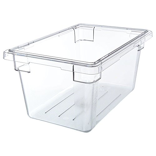 Cambro 12189CW135 4.75 Gallon Polycarbonate Food Storage Camwear Box