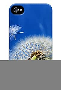 Dandelion blue sky PC Hard new Diy For SamSung Galaxy S4 Case Cover for men cool